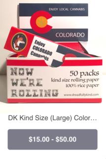 DK Kind size pack COLORADO